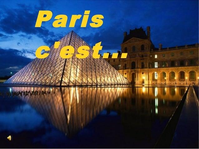 Pariscest...