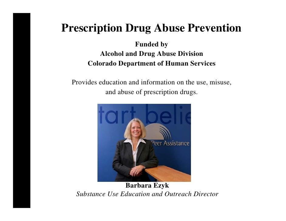 Peer Assistance Services 2008 Overview Slide 3