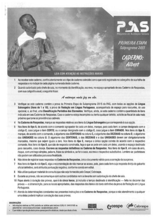Pas 1 Subprograma 2015 Caderno Albert