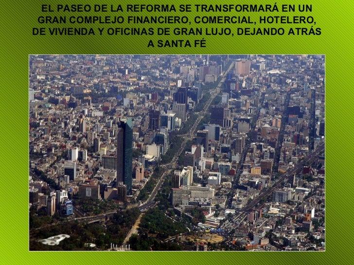 Paseo de la Reforma Mexico ayer y hoy - photo#21