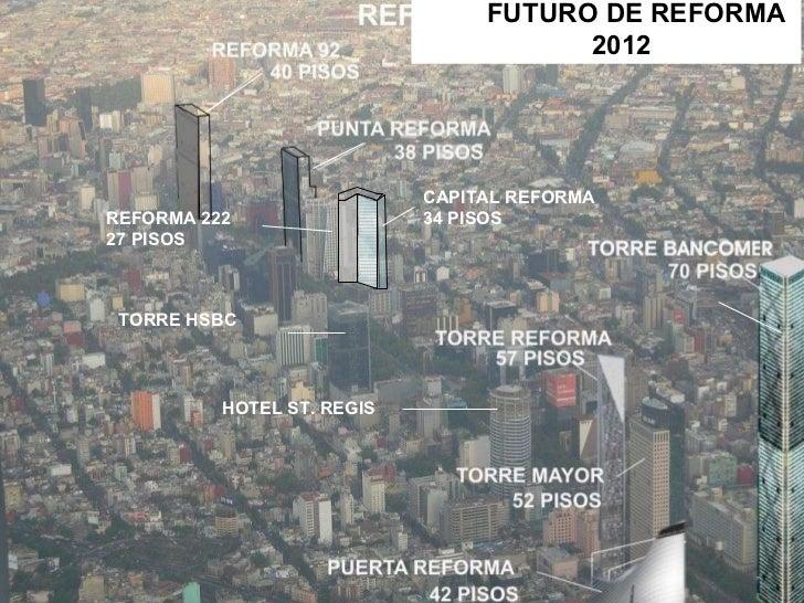 Paseo de la Reforma Mexico ayer y hoy - photo#23