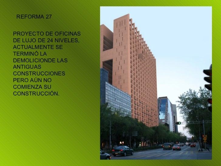 Paseo de la Reforma Mexico ayer y hoy - photo#47