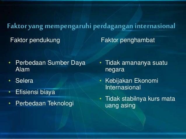Pasar pertukaran internasional