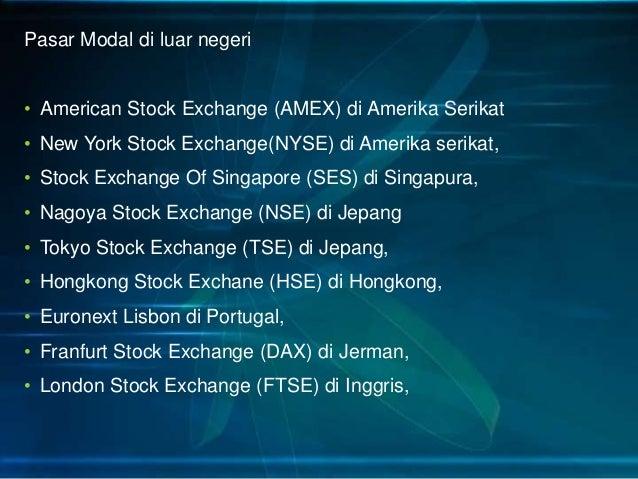 Sistem perdagangan nse