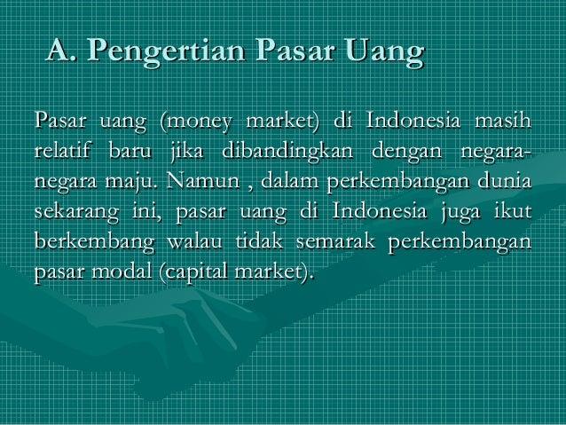 Pasar Uang dan Valas, Pengertian, Perbedaan, Tugas, & Fungsi