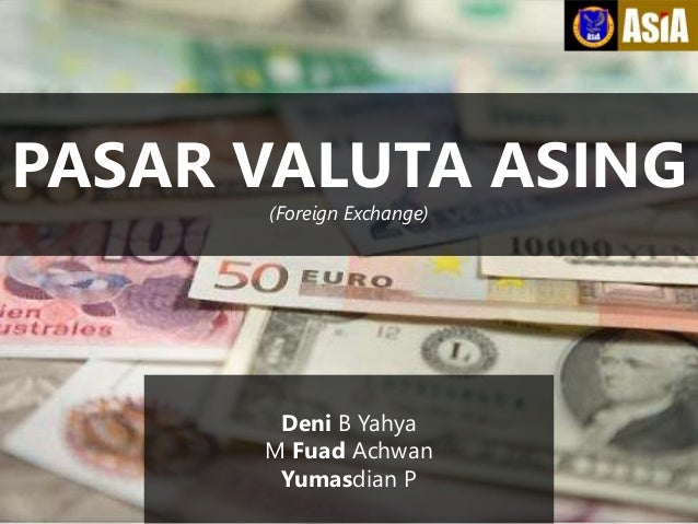 Peran pasar valuta asing
