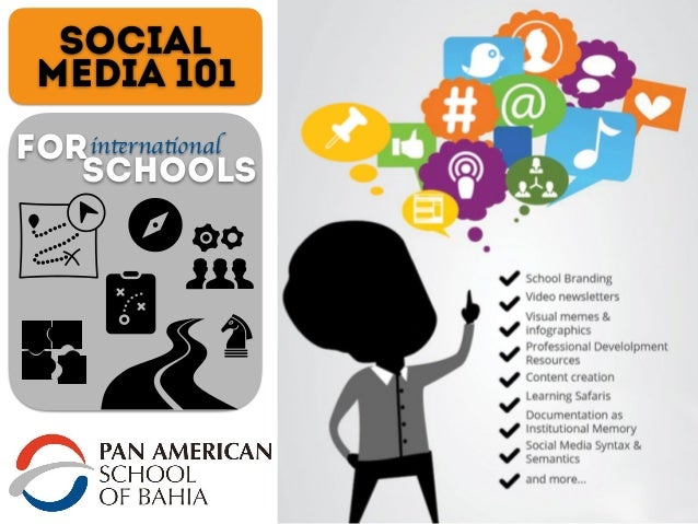 Social Media 101 forinternational Schools