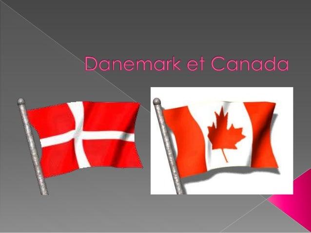  Feuillus et conifères Danemark Canada