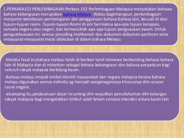 Bahasa Melayu Pasca Merdeka