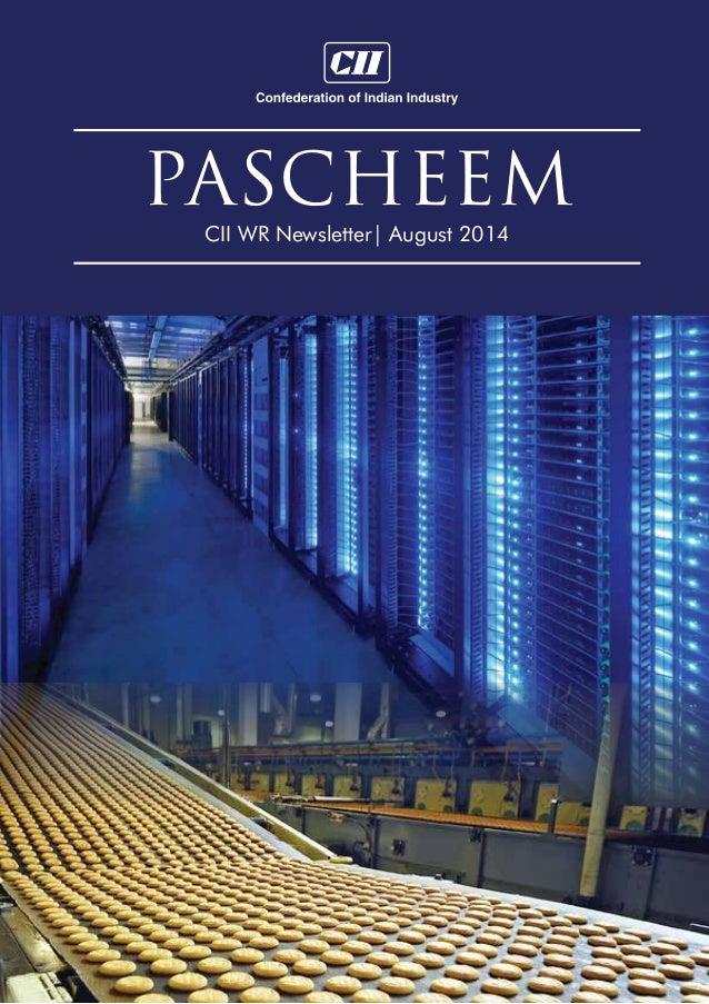 PASCHEEM  CII WR Newsletter| August 2014