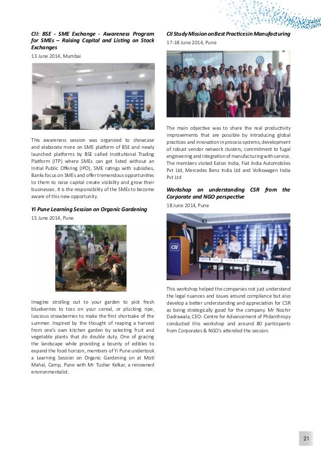 22  CII Affirmative Action Initiative in association with  Forbes Marshall - Training Programme for 9th  Batch for Instrum...