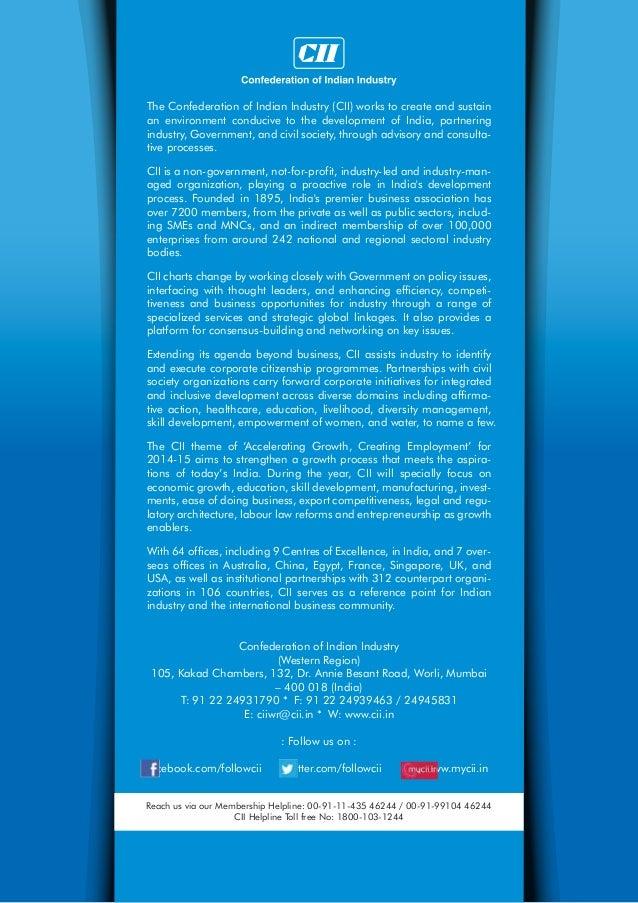 PASCHEEM -CII Western Region (WR) Monthly Newsletter
