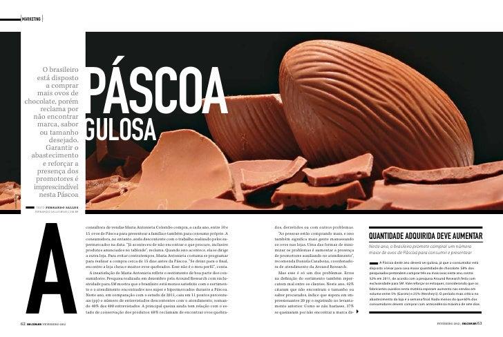 marketing                                                    páscoa                       O brasileiro                    ...