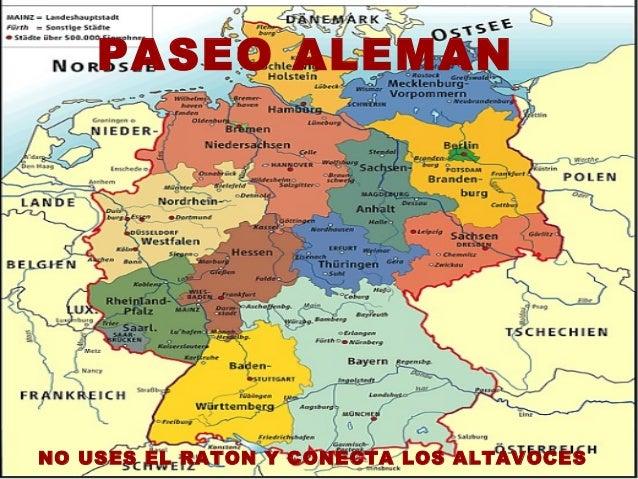 PASEO ALEMAN NO USES EL RATON Y CONECTA LOS ALTAVOCES