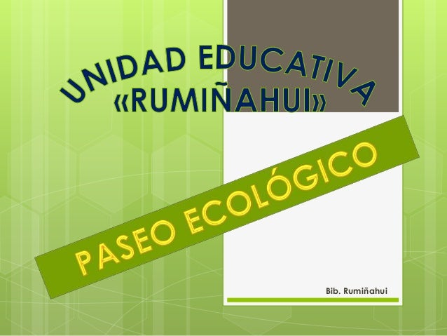 Bib. Rumiñahui