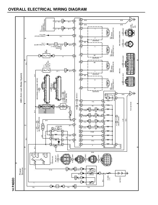 14  overall electrical wiring diagram