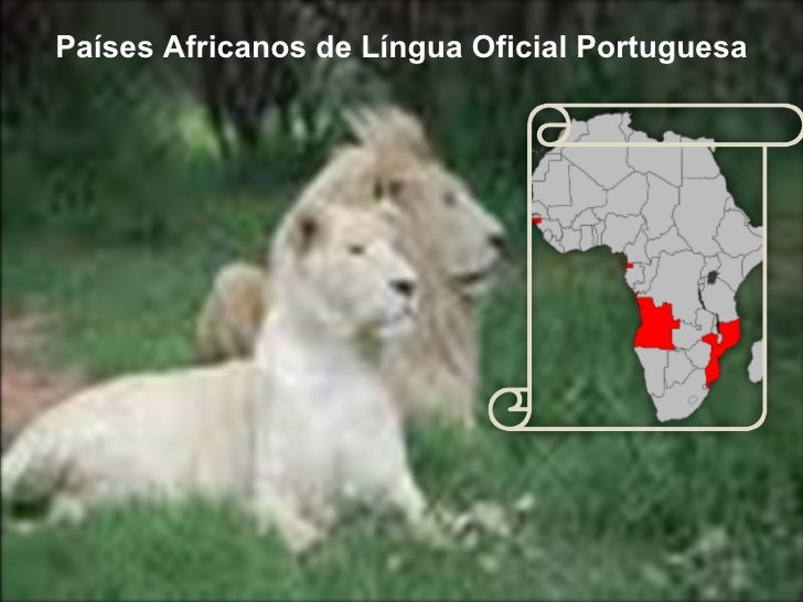 Países Africanos de Língua Oficial Portuguesa
