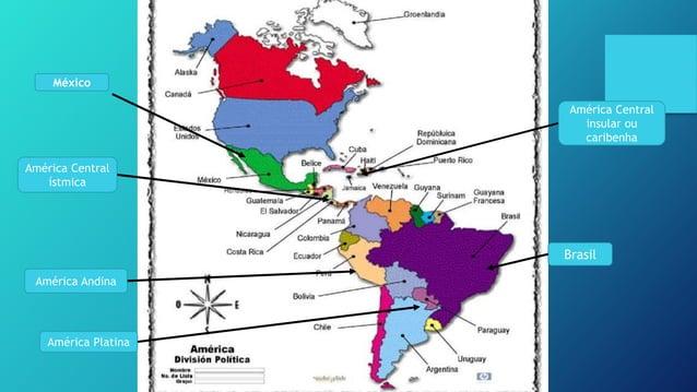 México Situado na América do Norte, é um país de grande extensão territorial (1.958.201km²) e com a segunda maior populaçã...
