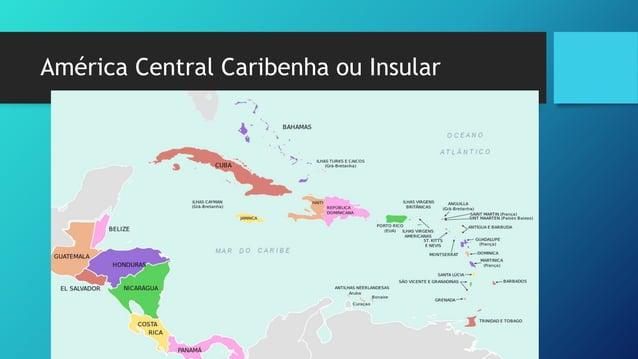 Fatos interessantes sobre a América Central • Os Estado Unidos enxergavam na região ístmica uma área estratégica para as p...