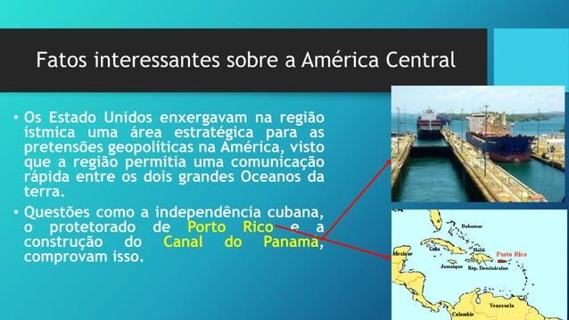 Economia • Os países do istmo (Guatemala, Belize, El Salvador, Nicarágua, Honduras, Costa Rica e Panamá) tradicionalmente ...