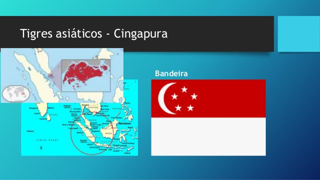 Singapura – capital de Cingapura