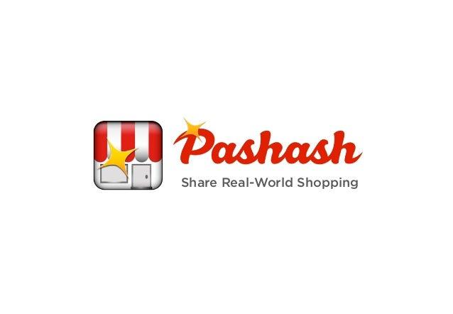 Share Real-World Shopping