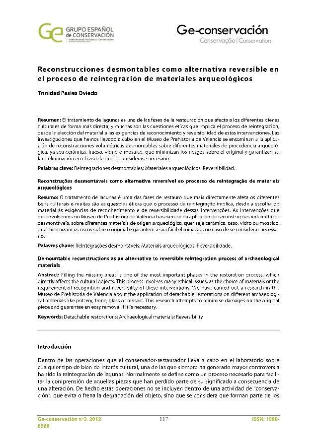 Ge-conservación         Conservação|Conservation117