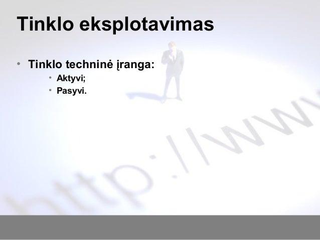 Paskaita nr9 eksplotavimas_tti Slide 3