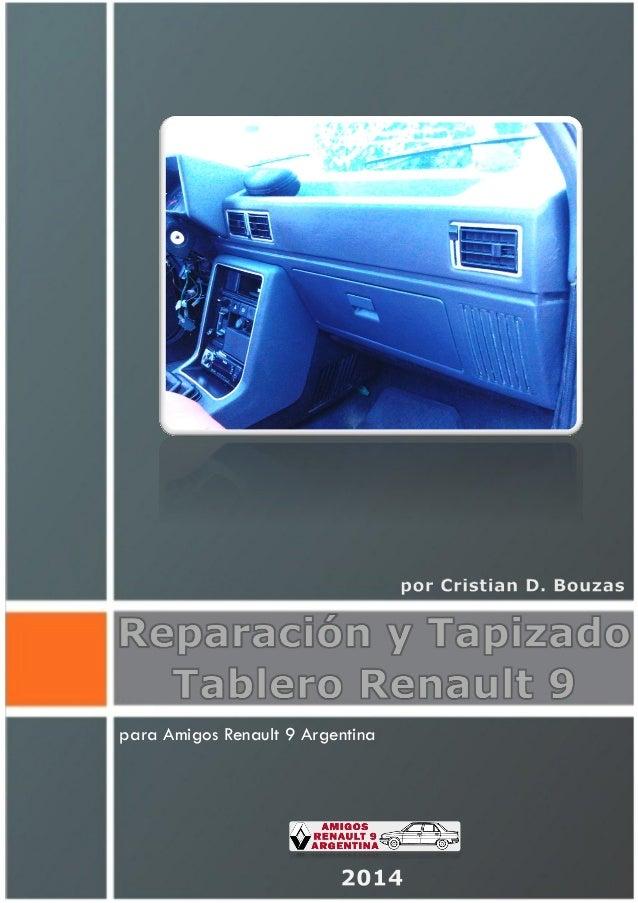 para Amigos Renault 9 Argentina