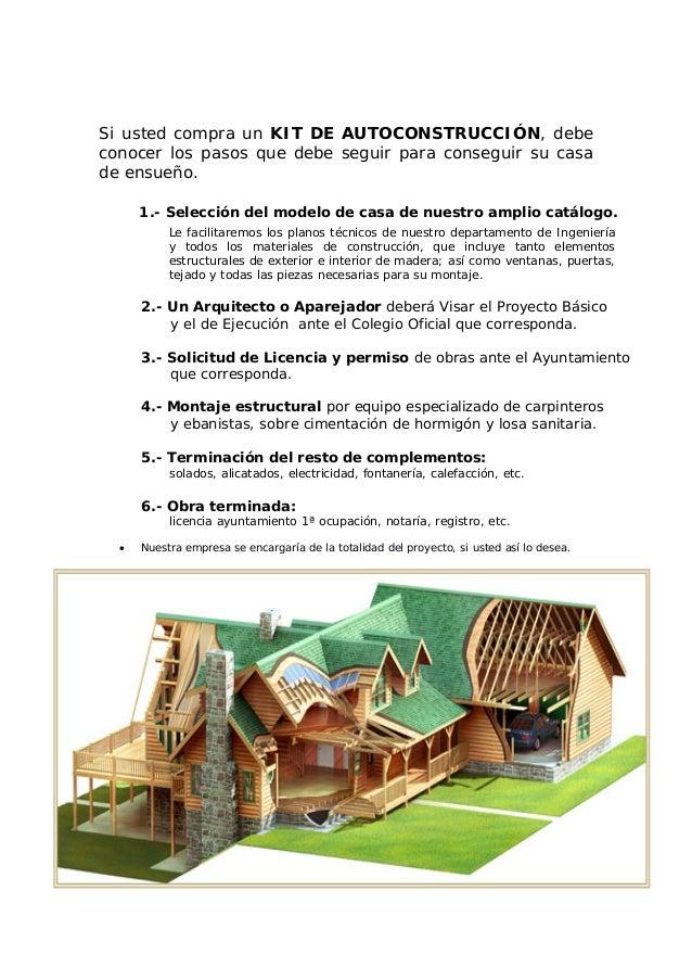 Pasos para construir su casa for Casas para construir