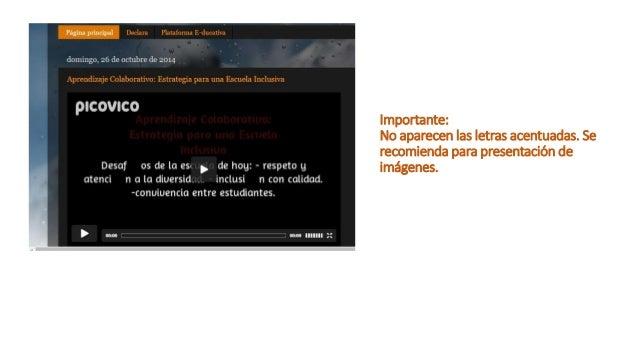 1. Para editar, ingresamos a la cuenta, clic en: 'Mis Videos'.  2.  3. Realizar  los cambios.  4.Eliminar la  versión ante...
