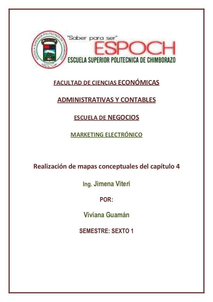 FACULTAD DE CIENCIAS ECONÓMICAS ADMINISTRATIVAS Y CONTABLES<br />ESCUELA DE NEGOCIOS<br />MARKETING ELECTRÓNICO<br />Reali...