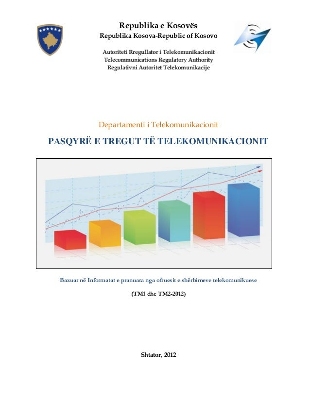 Republika e Kosovës Republika Kosova-Republic of Kosovo Autoriteti Rregullator i Telekomunikacionit Telecommunications Reg...
