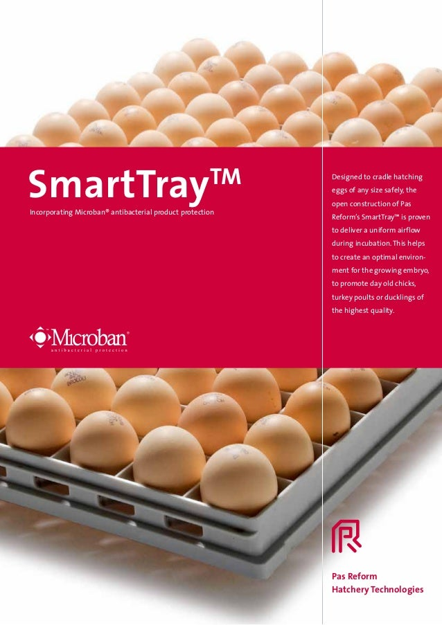 SmartTray                                             TMIncorporating Microban® antibacterial product protection          ...