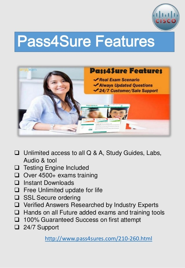 Pass Your IT Certification Exam - Pass4sure