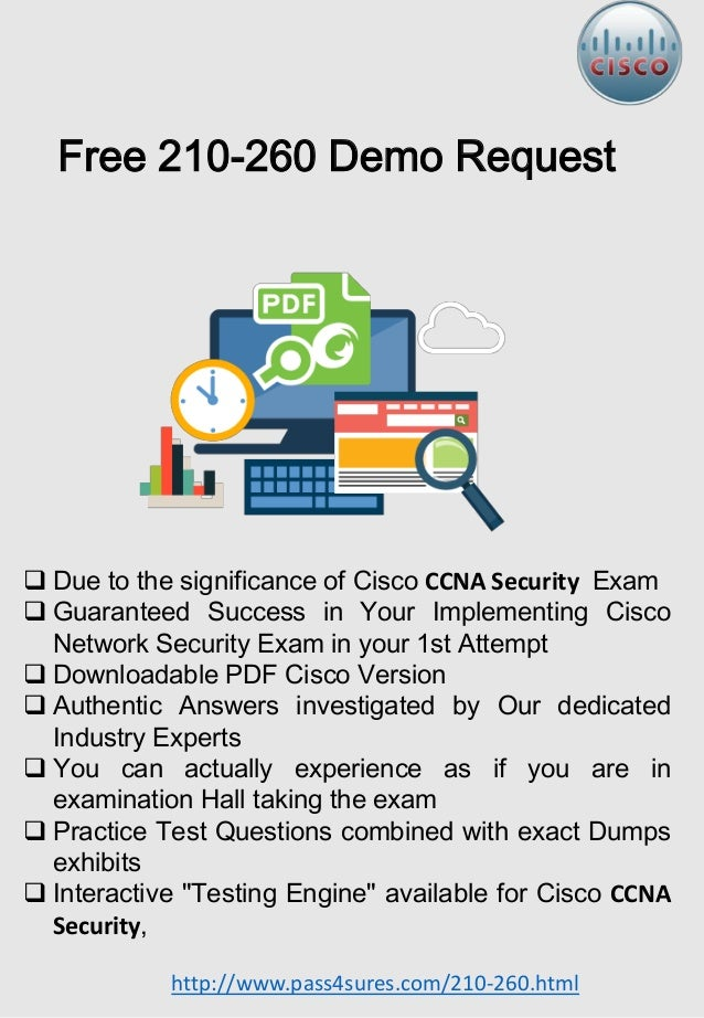 Ccna Security 210-260 Dumps Pdf