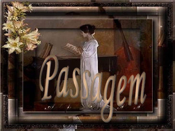 Passagem