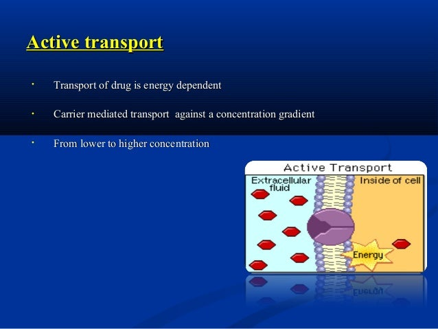 •  Symporter transports X and Y in the same direction . Eg: Na+/K+ /2Cl-  •  Antiporter transports X and Y in the opposite...