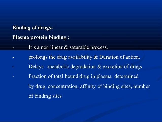 Eg - Phenylbutazone, Salicylates & Sulfonamides displaces Tolbutamide → hypoglycemia -  Salicylates,Indomethacin,Phenytoin...