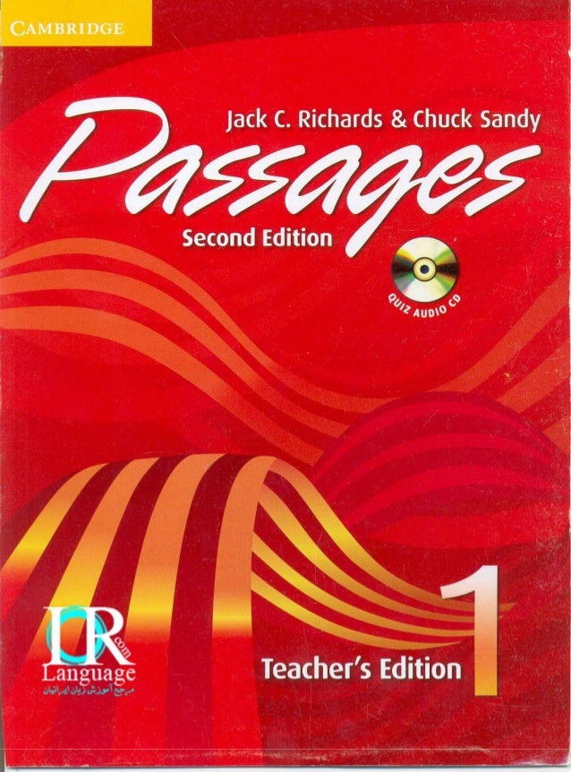 Cambridge Passages 1 Teachers Book
