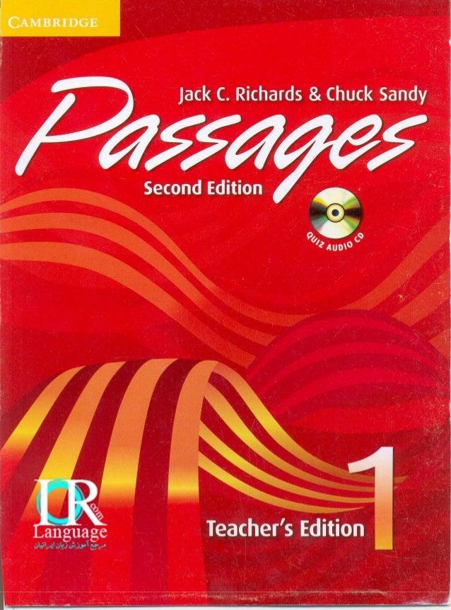 Cambridge Passages 1 Teachers Book