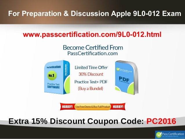 Second, copy and paste the code of thaurianacam.cf Certification best coupons before checkout. You'll be given a unique coupon code on the landing page. Third, double check your code, if the discount is success, you will see a deducted price on the final sum.