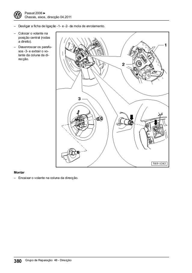 Passat 2006-direcao 04.2011-manual-de-reparos
