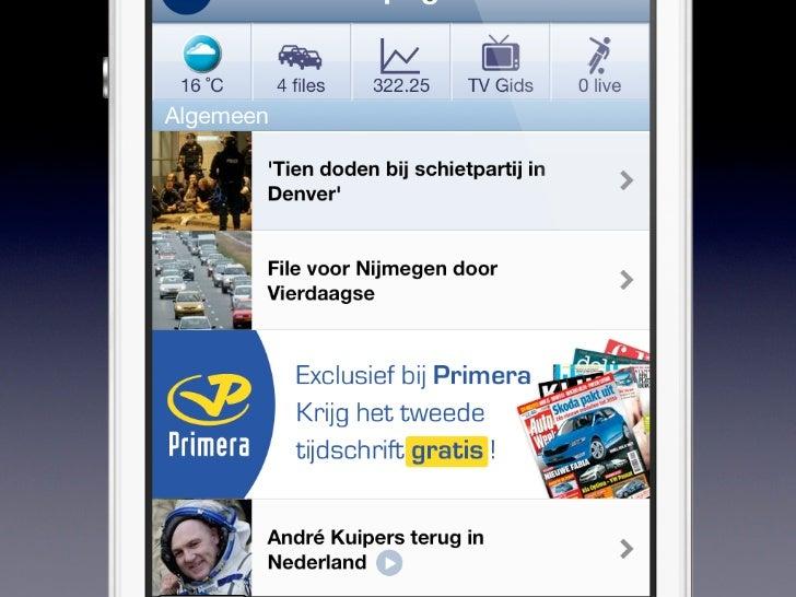 Passbook nl