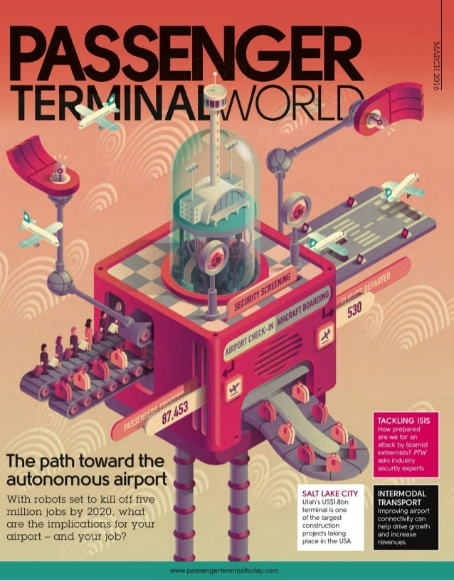 Forecasting passenger demand, the driving force in increasing airport productivity