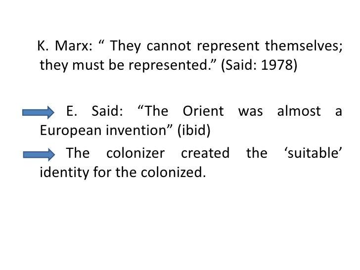 the colonizer and the colonized Colonized - traduction anglais-français forums pour discuter de colonized, voir ses formes composées, des exemples et poser vos questions gratuit.