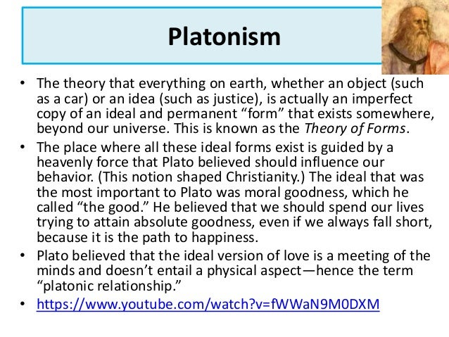Plato impact on christianity