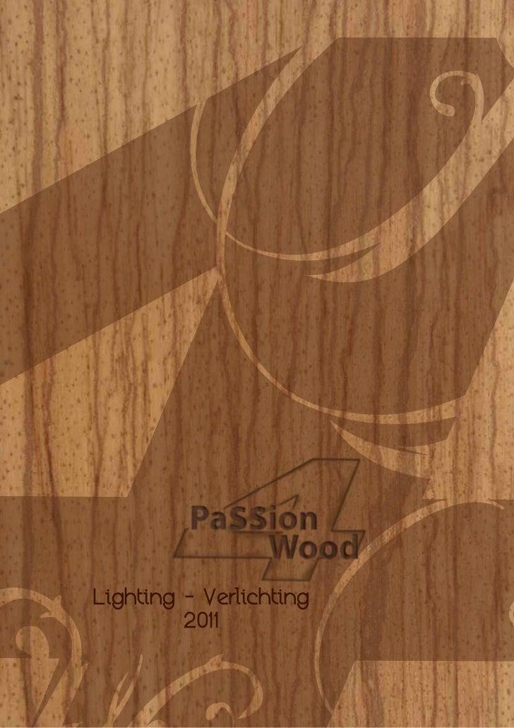 Lighting - Verlichting         2011               1