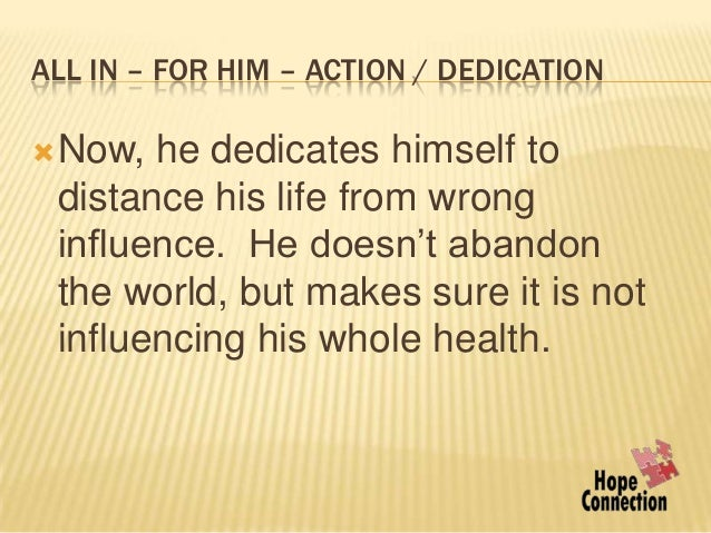 passion for health