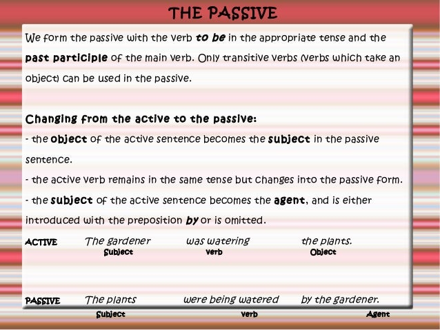 causative verb and form The causative-passive verb is formed by first conjugating to the causative form  and then by conjugating the.
